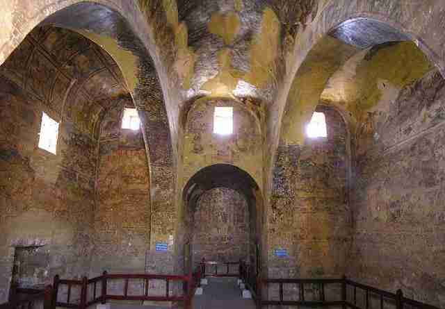 Κασρ Άμρα, το κάστρο της ερήμου