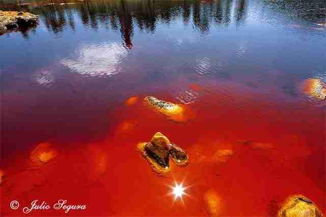Rio Tinto, ο κόκκινος ποταμός!