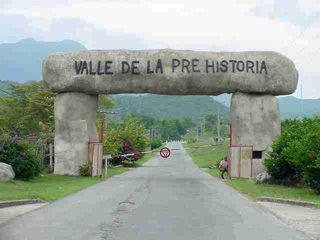 Valle de la Prehistoria, το Jurassic Park της Κούβας