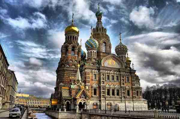 14 ωραιότερες εκκλησίες του κόσμου