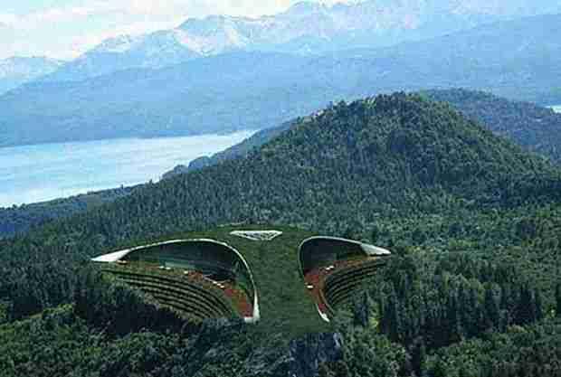 οικολογικά ξενοδοχεία