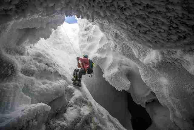 Mount Erebus Ice Cave