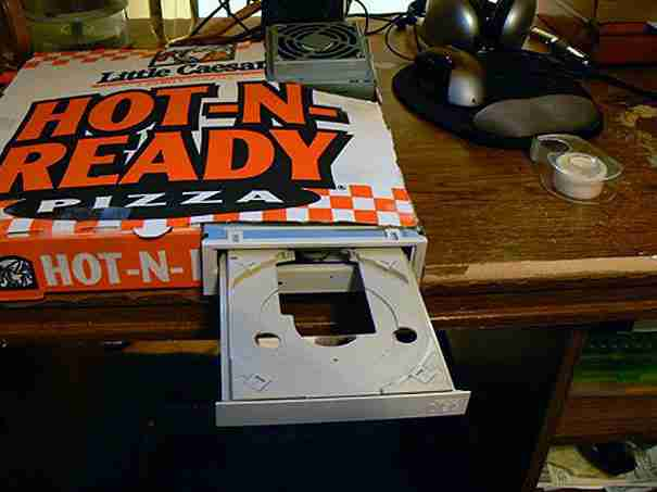Pizza Box Computer
