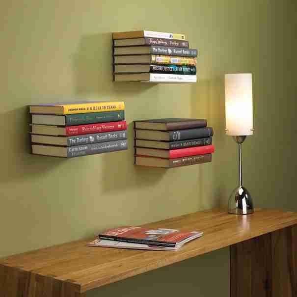 The Invisible Book Shelf