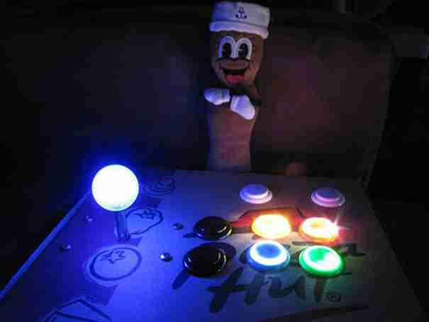 Xbox 360 Arcade Controller 3