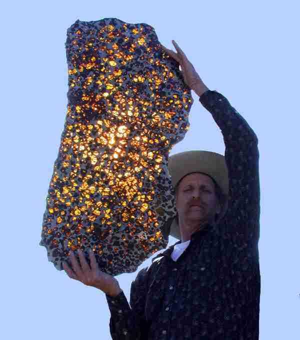 Μετεωρίτης ηλικίας 4,5 δισεκατομμυρίων ετών!