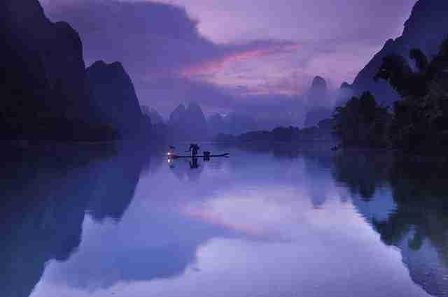 Το ποτάμι των ποιημάτων και της ζωγραφικής