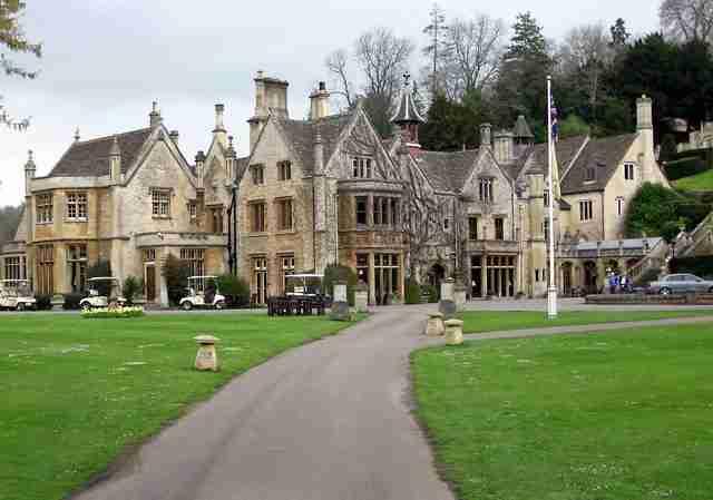 Castle Combe, ένα από τα ωραιότερα χωριά της Αγγλίας