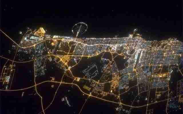 Dubai, the Palm Island