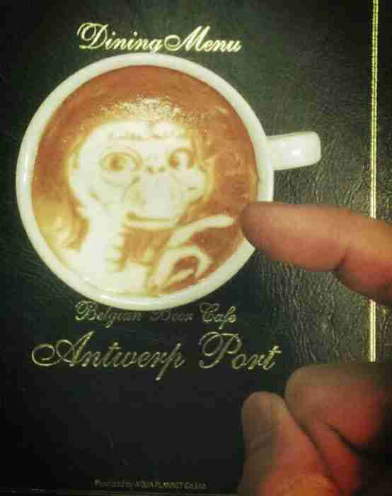 Η απίθανη Latte Art του Kazuki Yamamoto