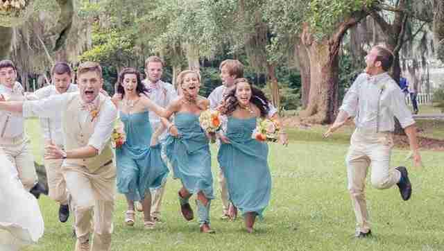 Η καλύτερη ιδέα για φωτογραφία γάμου