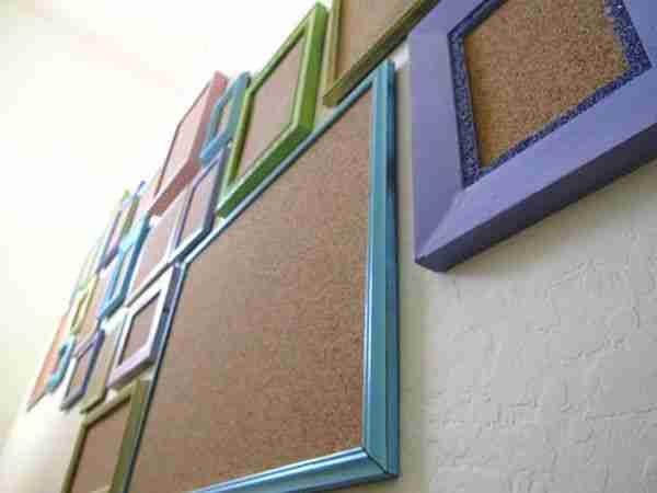 framed-cork