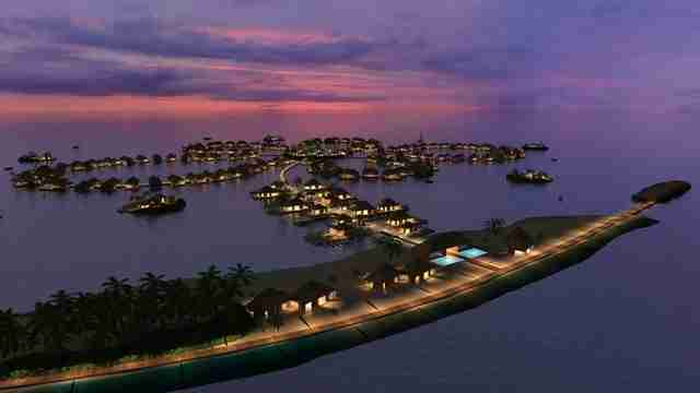 Ocean Flower, Μαλδίβες