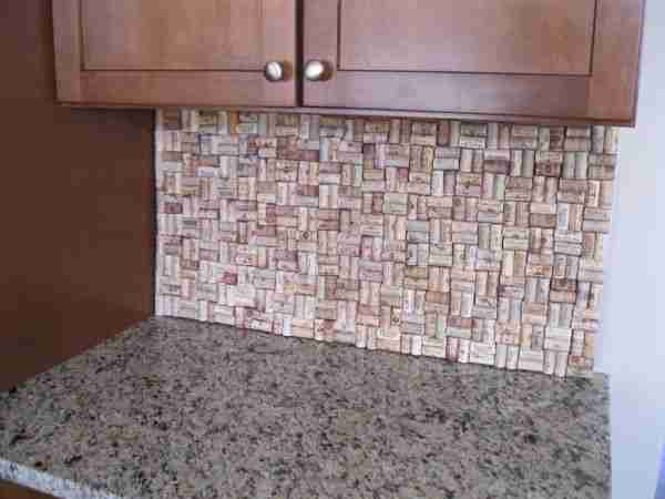 wine-cork-backsplash