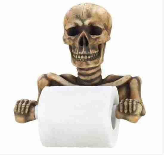 12 παράξενα στηρίγματα για χαρτί τουαλέτας