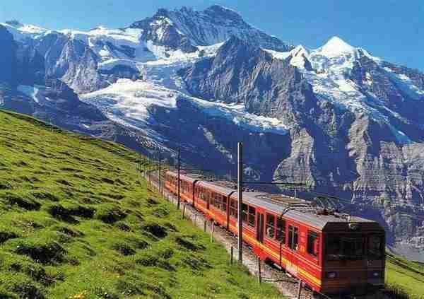 Jungfrau Railway, Switzerland