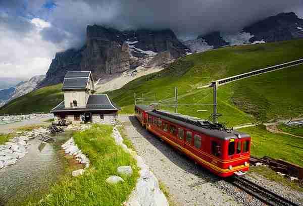 Jungfrau Railway, Switzerland3