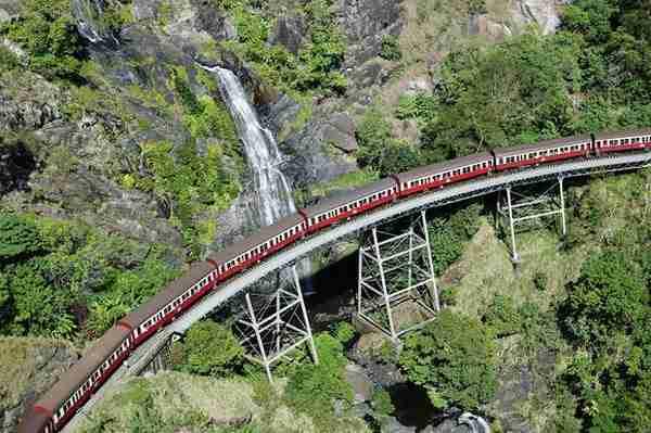 Kuranda Scenic Railway, Australia2