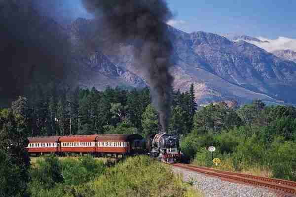 Outeniqua Choo Tjoe, South Africa