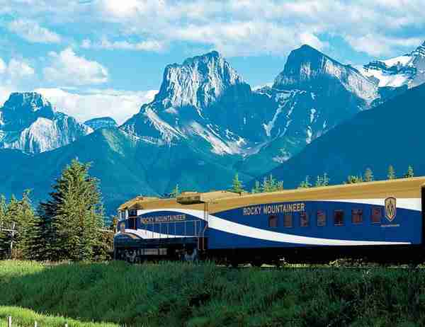 Rocky Mountaineer, Canada4