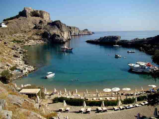 Οι 10 ωραιότερες παραλίες της Ελλάδας