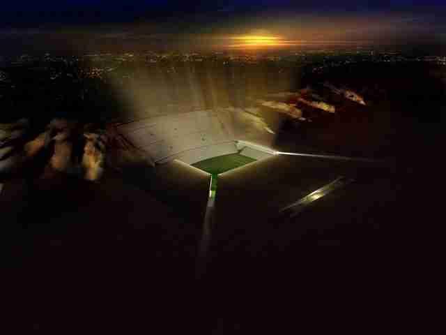 Το πιο πρωτότυπο γήπεδο ποδοσφαίρου!