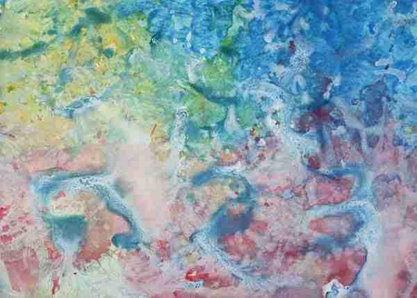 Τρίχρονη με αυτισμό εκπλήσσει με τις ζωγραφιές της!