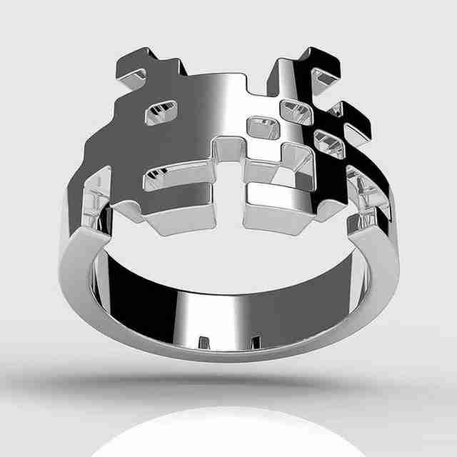30 παράξενα δαχτυλίδια αρραβώνων