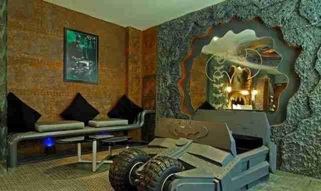diaforetiko.gr : paraxena ypnodomatia 21 Αυτά είναι τα 25 πιο παράξενα υπνοδωμάτια που έχεις δει ποτέ!