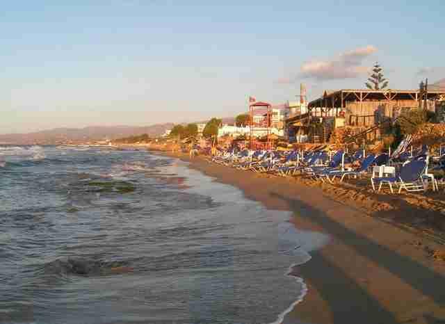 Οι 10 ωραιότερες παραλίες της Ελλάδας για το 2013