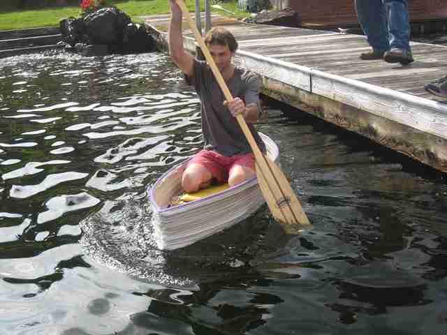 Μίνι βάρκα