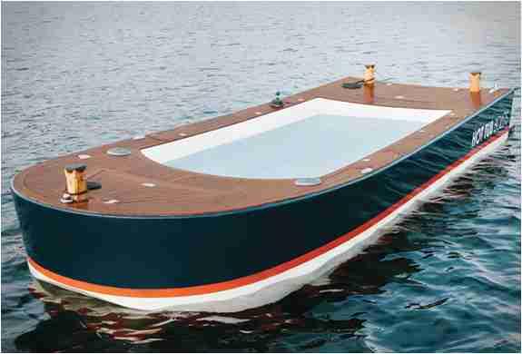 Βάρκα τζακούζι