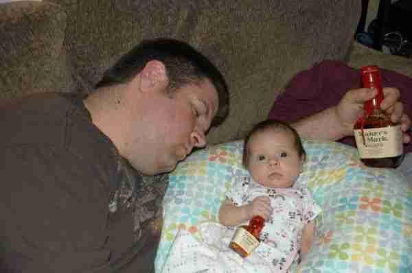 Παιδιά ίδια οι μπαμπάδες τους..