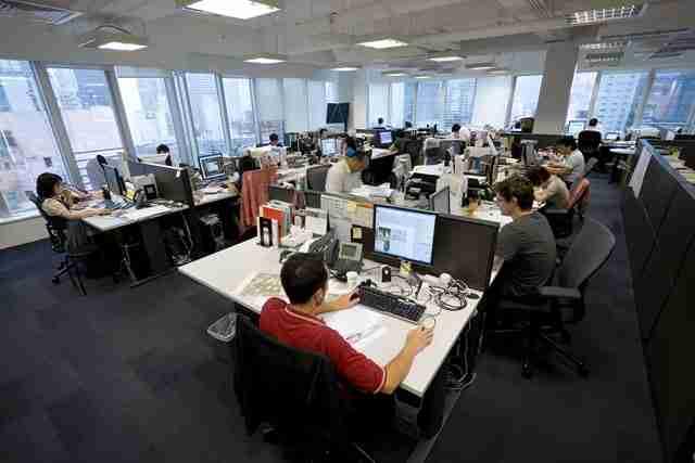 28 γραφεία που θα θέλατε να δουλεύετε