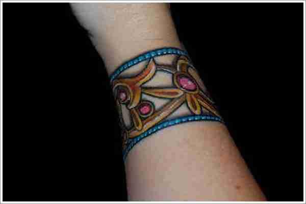 25 μοναδικά βραχιόλια τατουάζ