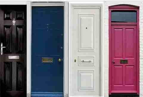 Το ψυχολογικό τεστ με τις τέσσερις πόρτες
