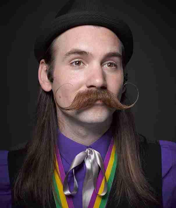 Οι 20 πιο επικές συμμετοχές του διαγωνισμού γενειάδας και μουστακιού 2013