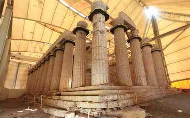 Τα 17 Ελληνικά Μνημεία Παγκόσμιας Πολιτιστικής Κληρονομιάς