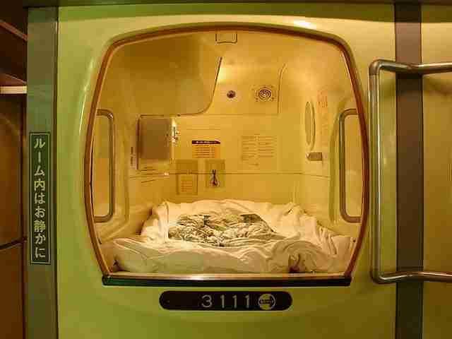 Τα 10 πιο παράξενα κρεβάτια ξενοδοχείων στον κόσμο
