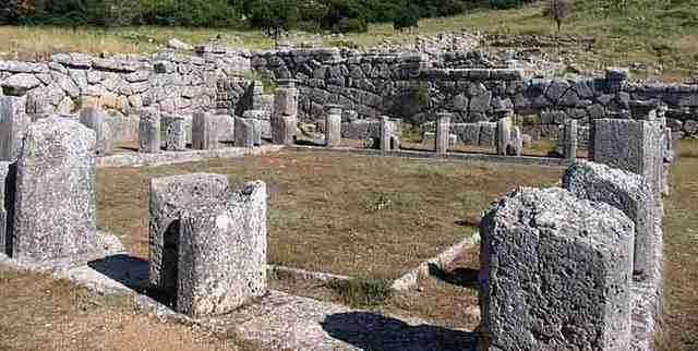 5 άγνωστοι αρχαιολογικοί χώροι στην Ελλάδα