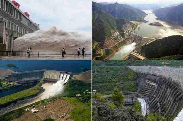 Τα 7 πιο εντυπωσιακά υδροηλεκτρικά έργα