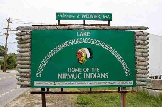 Η λίμνη με το μεγαλύτερο όνομα στον κόσμο (45 γράμματα)!