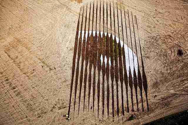dinfo.gr - Το πρόσωπο στο έδαφος που φαίνεται από το διάστημα