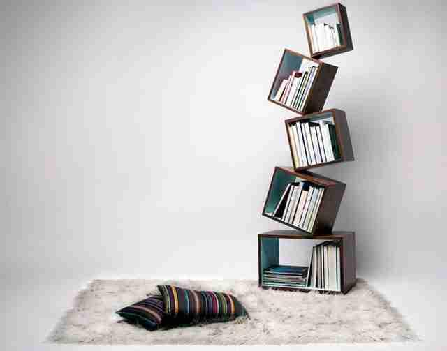 dinfo.gr - 32 παράξενες βιβλιοθήκες που όλοι θα ήθελαν να έχουν στο σπίτι τους!