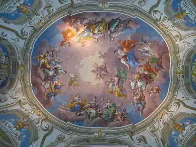 diaforetiko.gr : admont abbey monastery library austria 10 Η μεγαλύτερη και πιο όμορφη μοναστική βιβλιοθήκη στον κόσμο