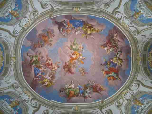 diaforetiko.gr : admont abbey monastery library austria 11 Η μεγαλύτερη και πιο όμορφη μοναστική βιβλιοθήκη στον κόσμο