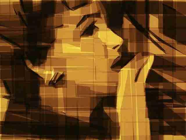 dinfo.gr - Ζωγραφίζοντας με ταινία συσκευασίας