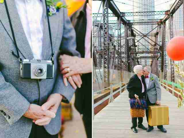 dinfo.gr - Ζευγάρι γιορτάζει τα 61 χρόνια γάμου με μια υπέροχη φωτογράφιση!