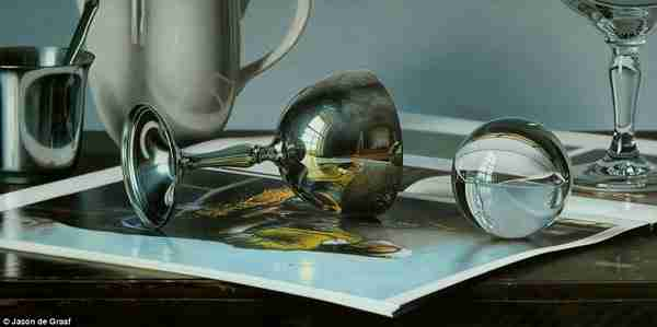diaforetiko.gr : realistic painting jason graaf 20 Η πιο αληθινή ζωγραφική που έχετε δει!