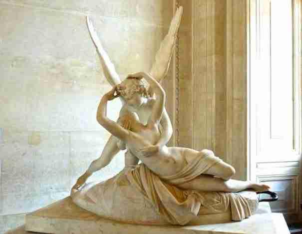 dinfo.gr - Τα 10 πιο ερωτικά έργα τέχνης στον κόσμο